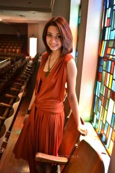 orange dress-0311