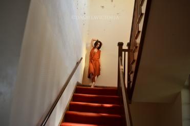 orange dress-0351