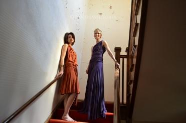 purple & orange dress-0355